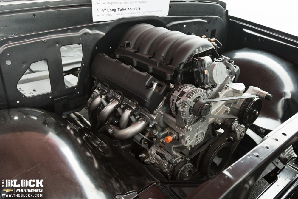 Muscle Rods Conversion Kit to Retrofit LT Engines in Your