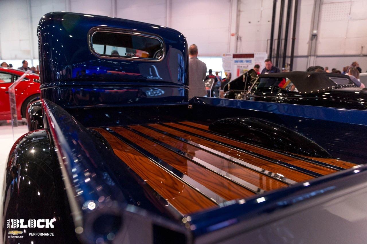 Tradition Meets Performance: Big Oak Garage's 1942 Chevy Pickup