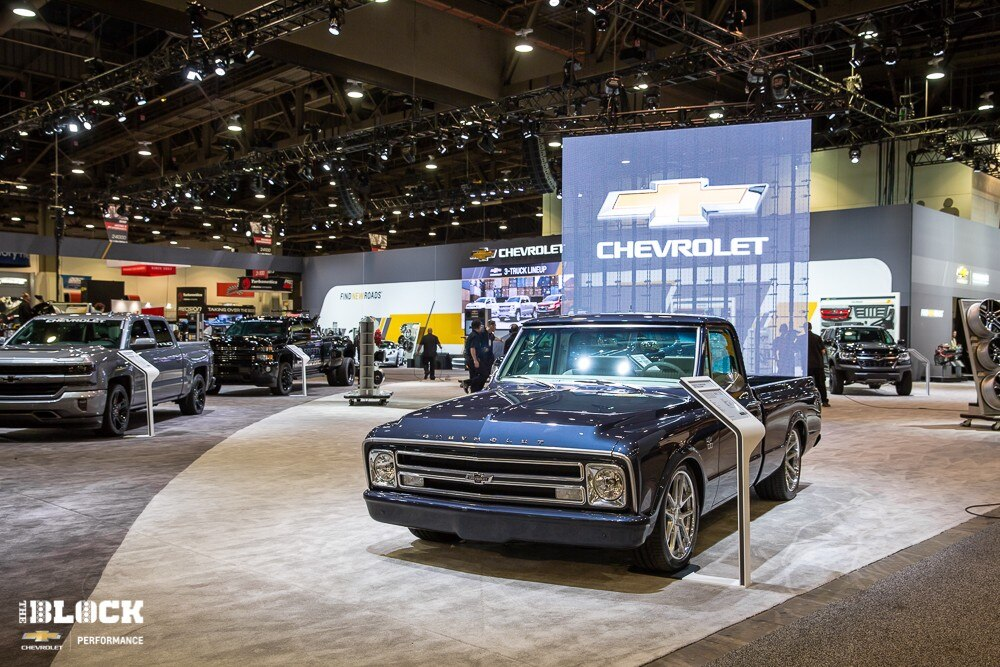 Visit Chevrolet Performance's Booth (#23743) For The Latest