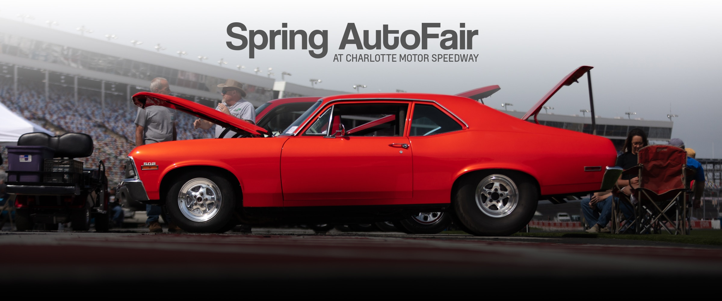 Vehicles, Events, Chevy, Chevrolet, Chevrolet Performance, Cars, Trucks, Car Shows, AutoFair, Spring AutoFair, Charlotte, Charlotte Motor Speedway, Where Racing Lives