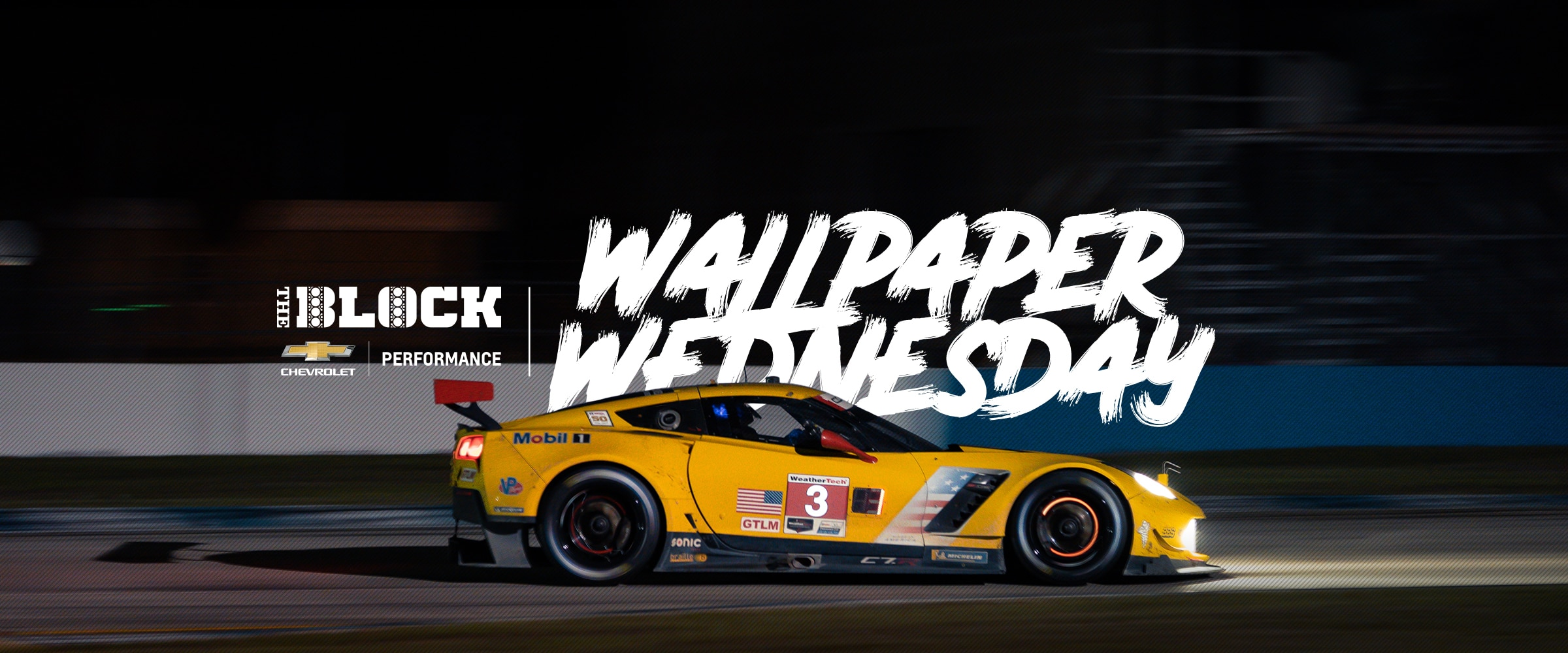 Article tags: Racing, Chevy, Chevrolet, Chevrolet Performance, Corvette, Corvette C7.R, Corvette Racing, Sebring, Mobil 1 Twelve Hours of Sebring, Super Sebring, Wallpaper, Wallpaper Wednesday, Downloads