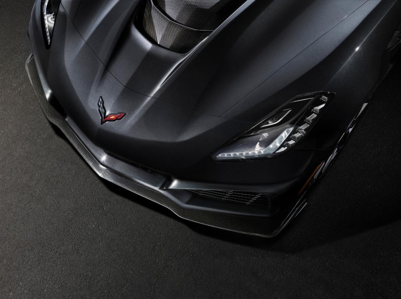 2019 Corvette ZR1 - The fastest, most powerful production