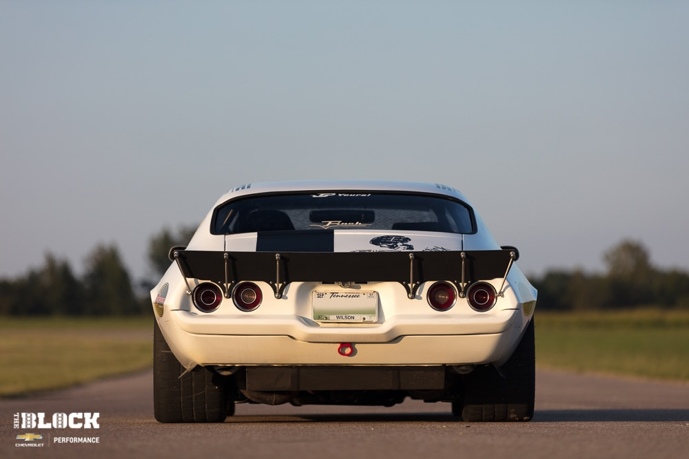 "Brian ""Fast"" Finch's 1971 Camaro - The O G  Pro-Tourer"