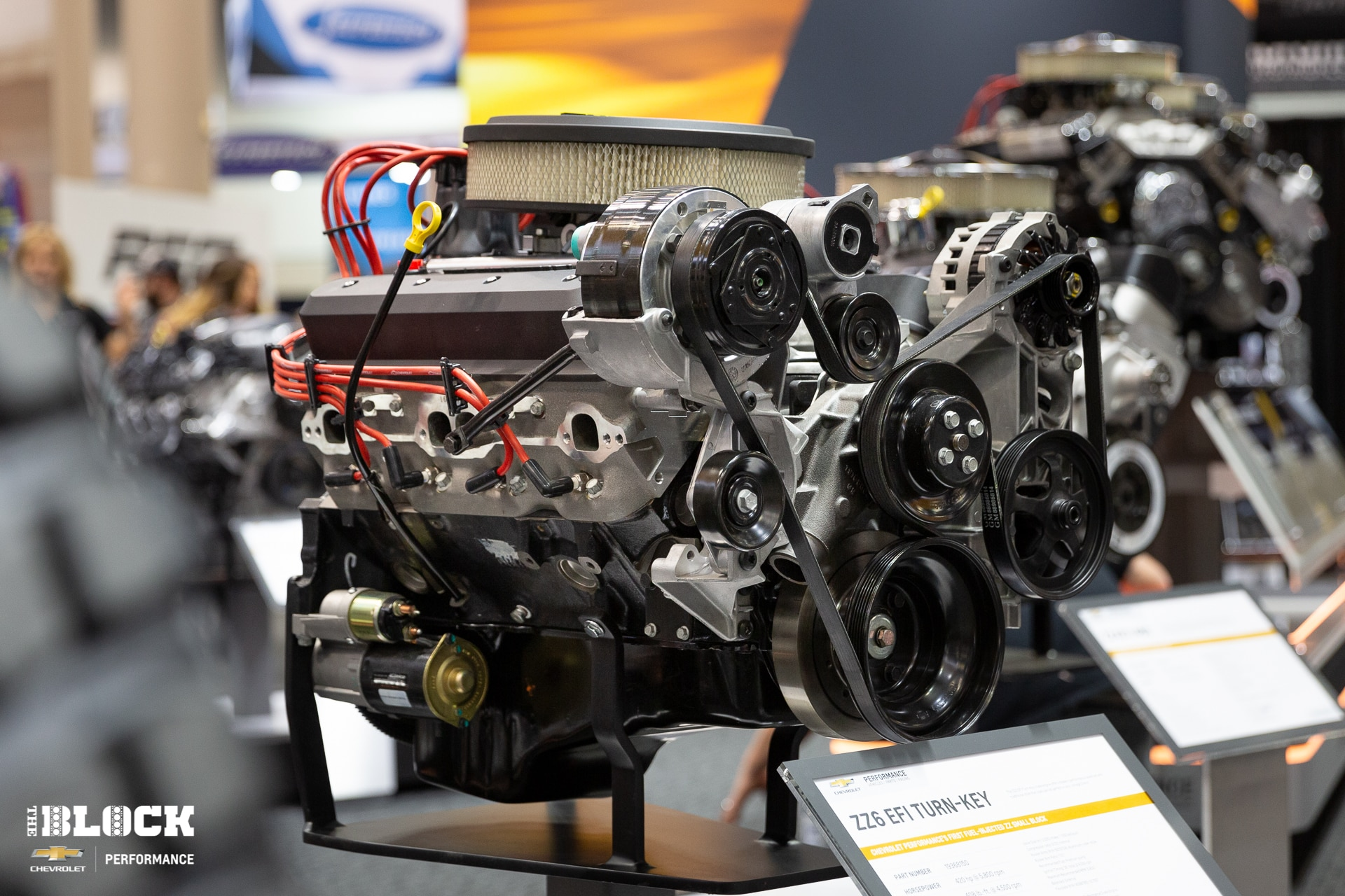 Inside the ZZ6 EFI Crate Engine with Chevrolet Performance Engineer