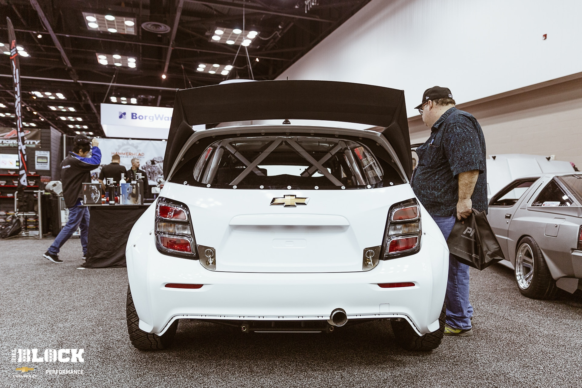 Ls3 Powered Chevy Sonic Rs Is Built To Rally