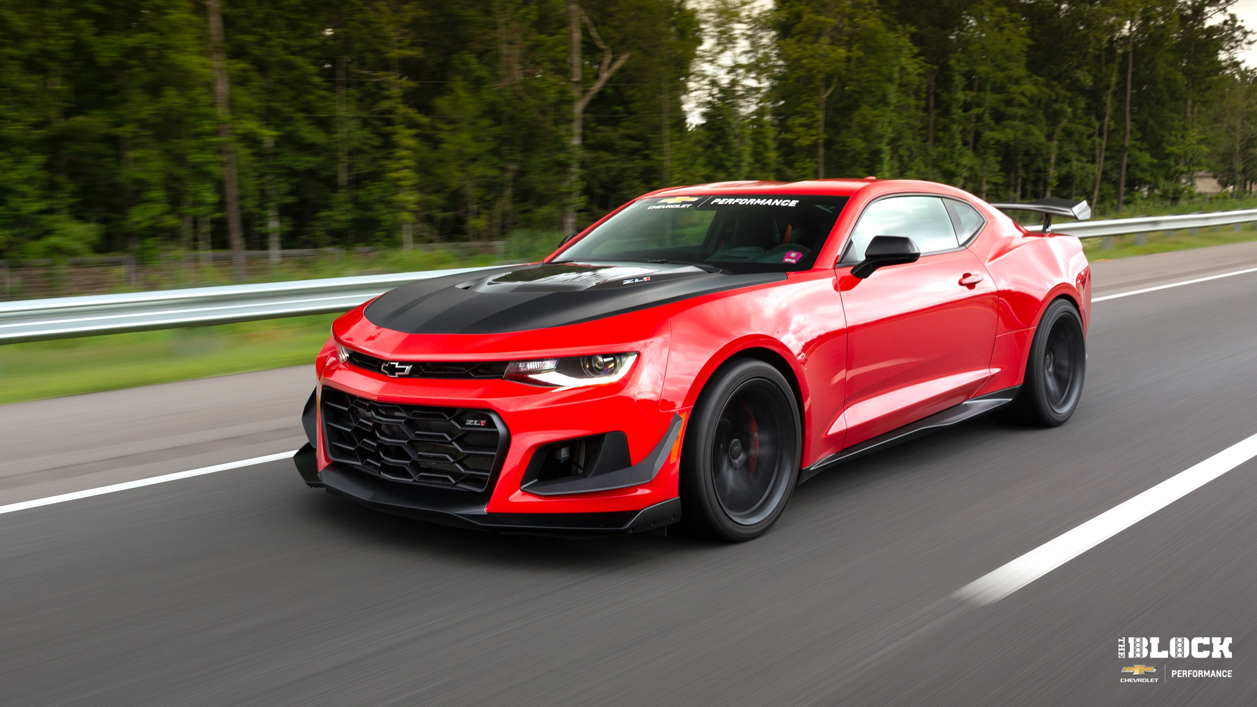 Wallpaper Wednesday 2018 Camaro Zl1 1le