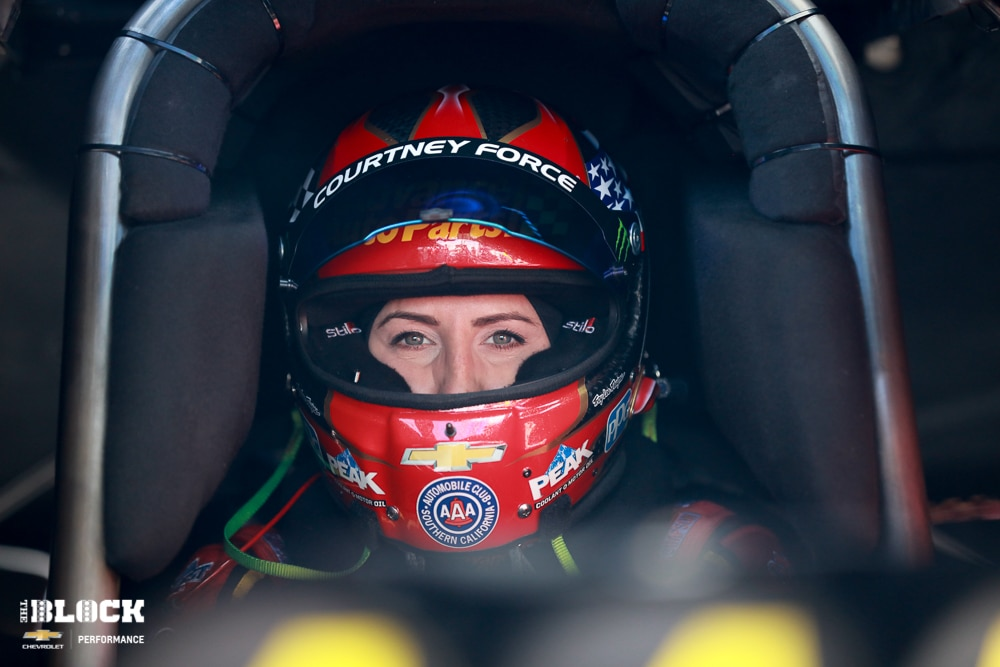 From Pit to Parachute - Making One Pass with Courtney Force and John