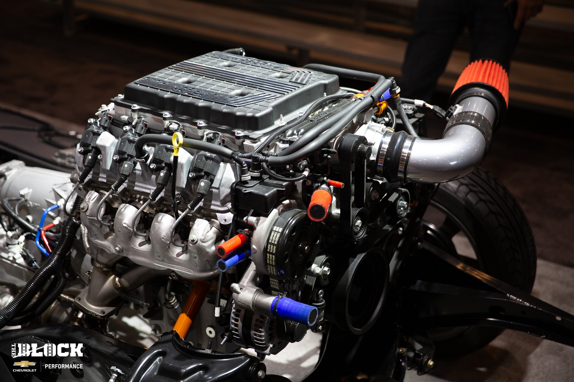 The Mighty LT4 Crate Engine