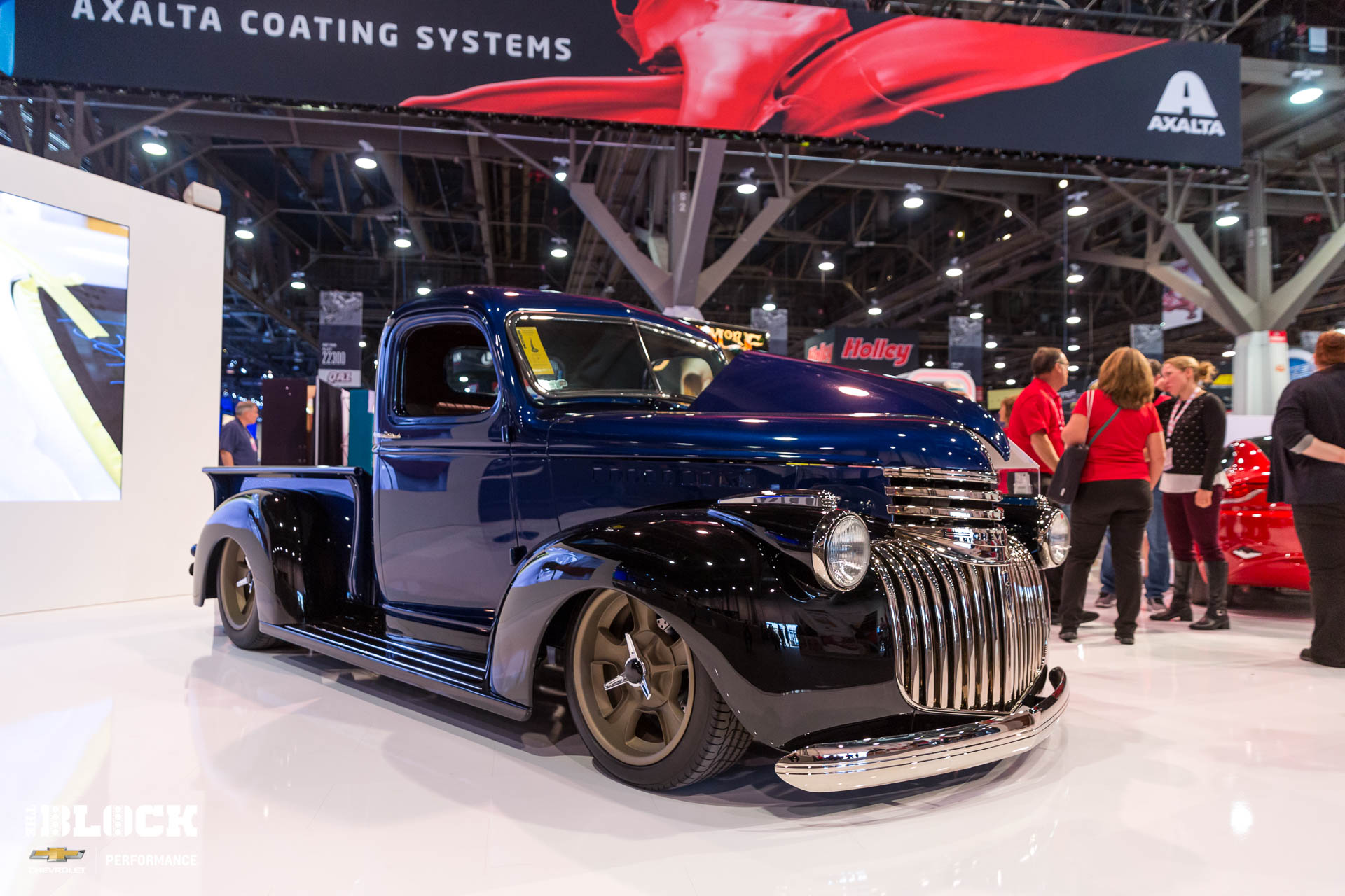 Tradition Meets Performance Big Oak Garage S 1942 Chevy Pickup