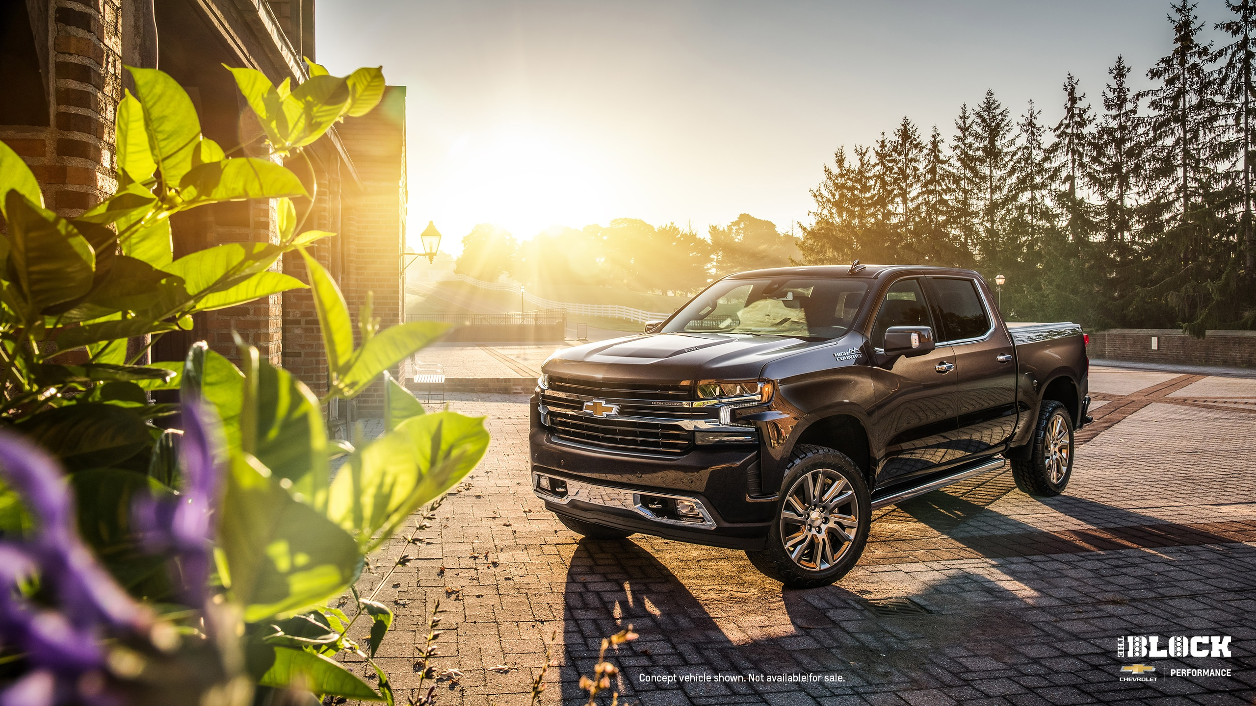 Wallpaper Wednesday: 2019 Silverado High Country Concept
