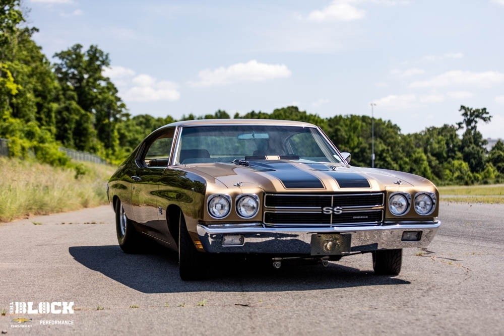 New Chevelle Ss >> The Gold Standard Larry Miyamoto S 1970 Chevelle Ss