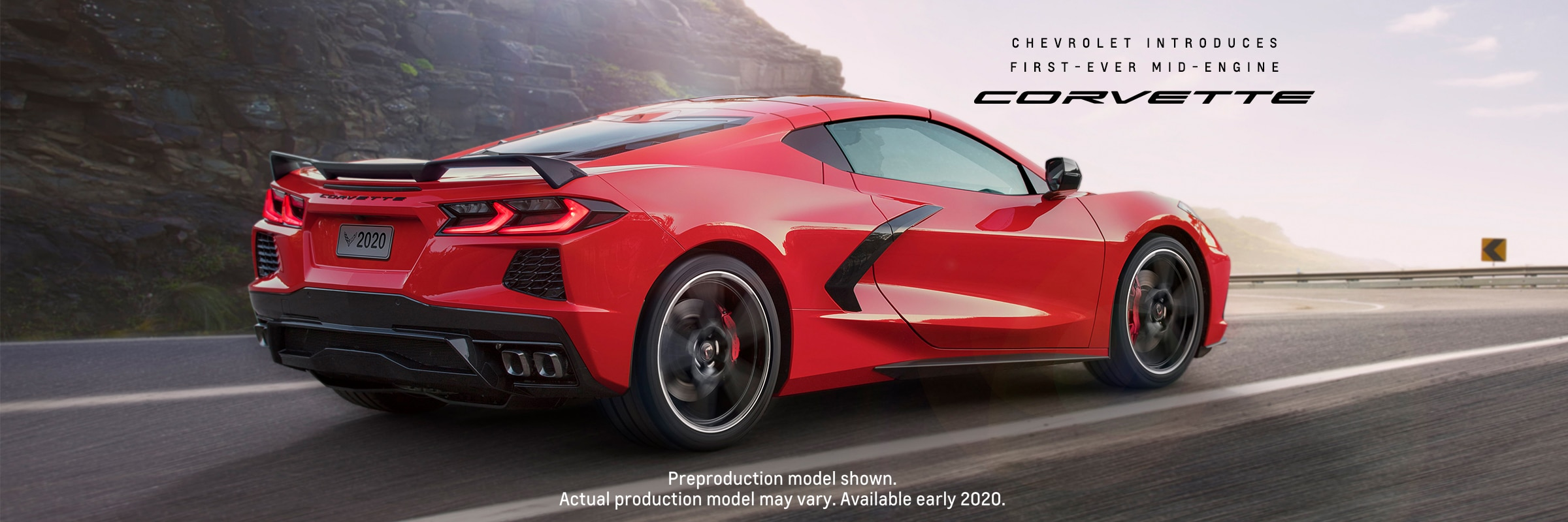 Chevrolet Introduces First Ever Mid Engine Corvette